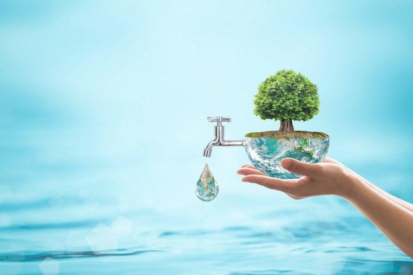 L'acqua è una risorsa preziosa per la terra che va salvaguardata e gestita correttamente