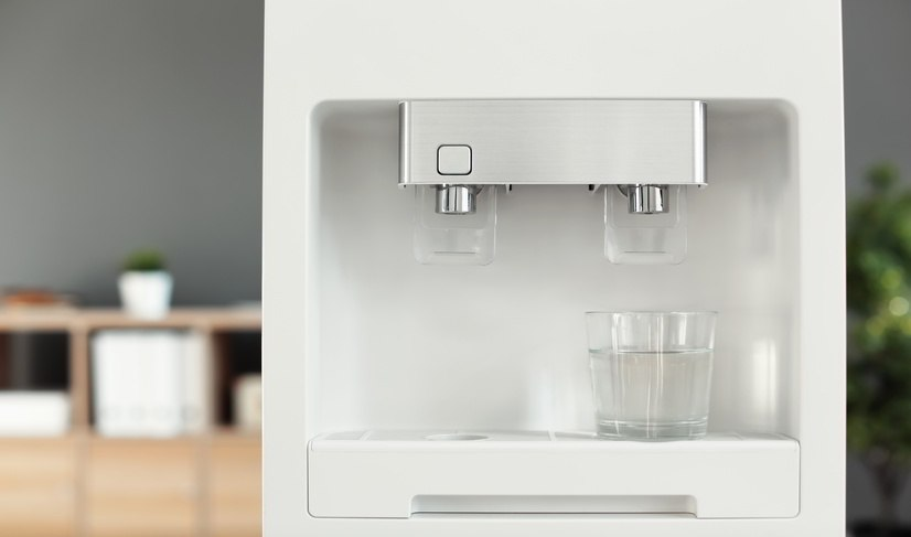 distributore d'acqua per ufficio